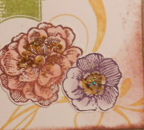 Everything Eleanor, Field Flowers, Card Buffet option, Stampin' Up