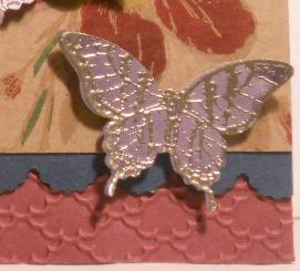 Nature's Pace, Papillon Potpourri, Natural Composition Specialty Paper
