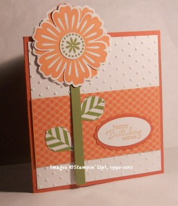 Mixed Bunch, Petite Pairs, Stampin' Up!, Birthday, Susan Horr