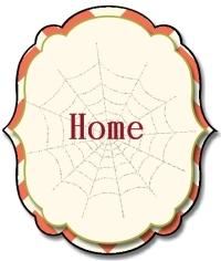 Home button - halloween llama hop