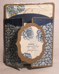 Stampin' Up!, sympathy, Susie Nelson, Petite Pairs, Everything Eleanor, Comfort Cafe'