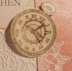 Word Play, Clockworks, Delicate Doilies, Stampin' Up!, Big Shot, Sizzix