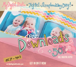 National Scrabooking Day, free MDS products, downloads, MDS 2, Stampin' Up!