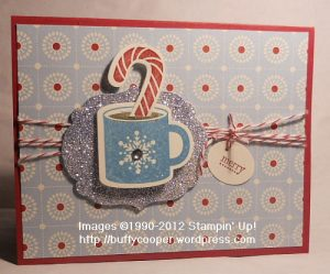 Stampin' Up!, Scentsational Season, Big Shot, Framelits, Holiday, Christmas