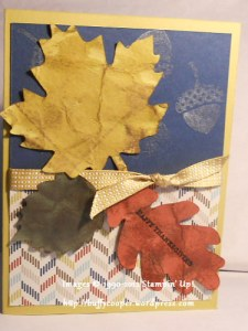Teeny Tiny Wishes, Autumn Accents Bigz Die, Sizzix, Stampin' Up!