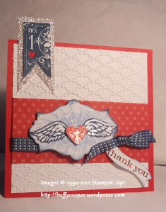 Affection Collection, Just Believe, Stampin' Up!
