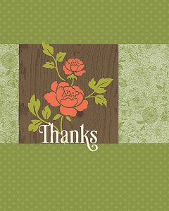 MDS 2, digital papercrafting, Stampin' Up, thanks, Online Extravaganza