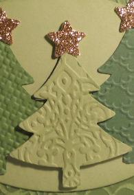 Kathe Deck, Christmas swaps, holiday, Stampin' Up, Scentsational Season, Big Shot