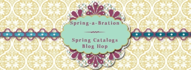Spring Blog Hop, Stampers, Stamping Llamas, Stampin' Up!, demonstrators, Spring catalog