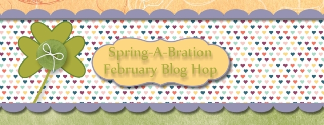 Blog Hop, spring, Stampin' Up! Spring catalog, sale-a-bration