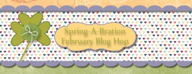 Blog Hop, spring, Stampin' Up! Spring catalog, sale-a-bration