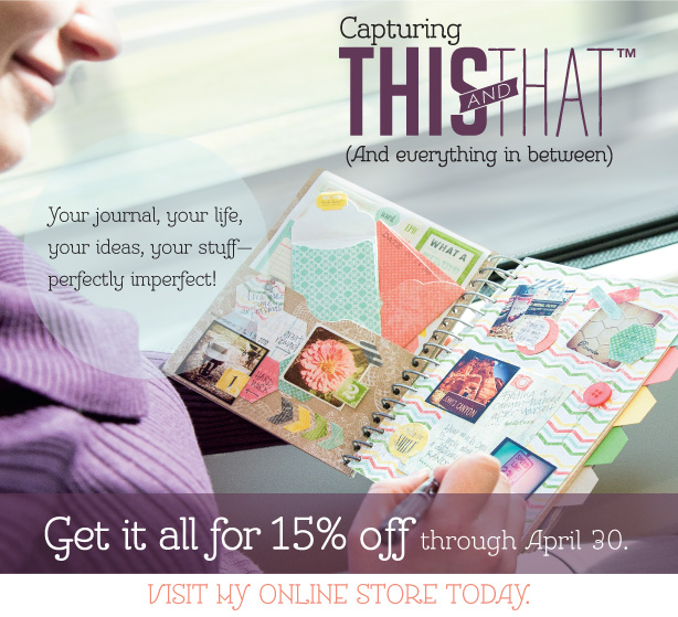 This and That, Stampin' Up! annual catalog, trip to San Diego