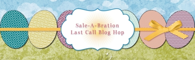 Sale-a-Bration, blog hop, hopping llamas, Stampin' Up