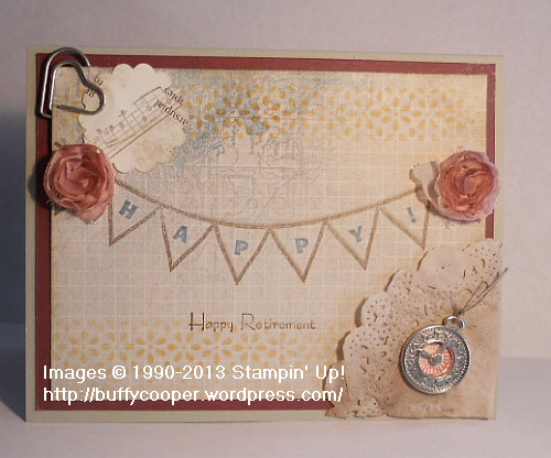 Photopolymer stamps, Stampin' Up!, clear stamps, Designer Typeset, Spring Catalog