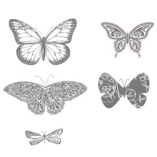Best of Butterflies, 25th Anniversary, Stampin' up!
