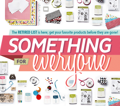 retiring accessories, retiring stamps, Stampin' Up!