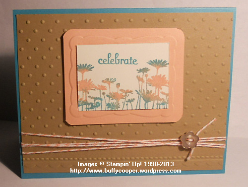 Best of Flowers, 2013-14 In Colors, Stampin' Up!
