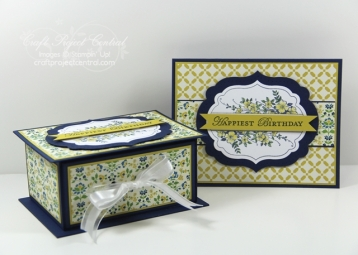 Craft Project Central, Amanda Corbet, Stampin' Up!