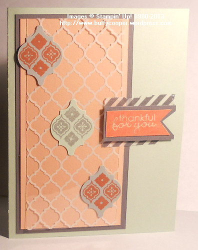 Mosaic Madness, Sneak Peek, Stampin' Up! Annual Catalog, Banner Greetings