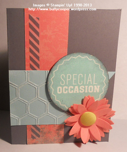 Dude, You're Welcome, Stampin' Up!, kits, Epic Day