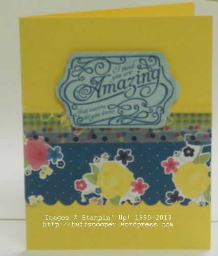 Lovely Romance, Stampin' Up!, Big Shot Framelits