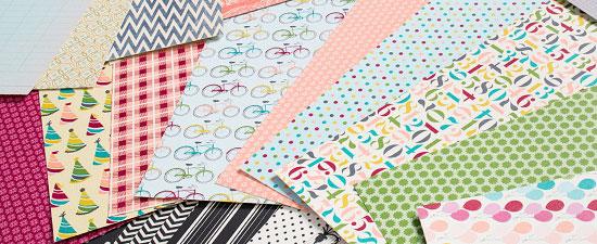 Designer Series Paper, Stampin' Up!, BOGO