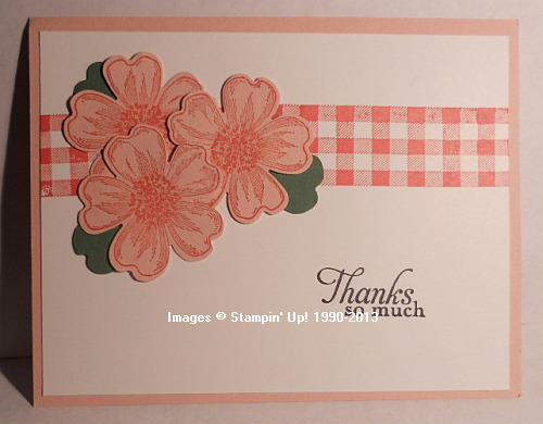 Flower Shop, Stampin' Up!