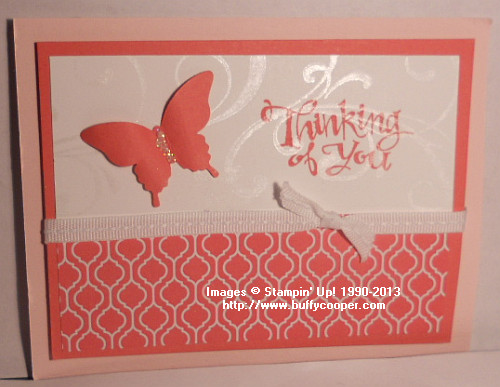 Swaps from Kathe Deck, Stampin' Up!