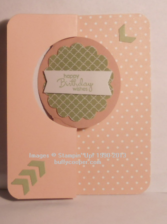 Birthdays, Stampin' Up!, Susan Horr
