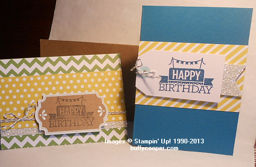 Everyday Occasions, Stampin' Up! Kits