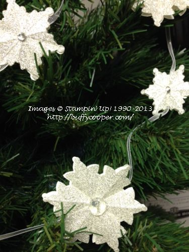Festive Flurry, Christmas, Stampin' Up!