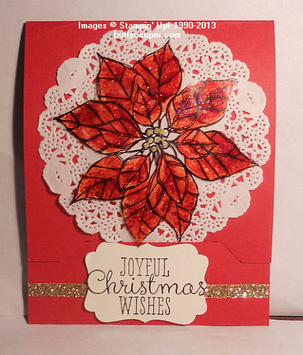 Joyful Christmas, Stampin' Up! Holiday Catalog