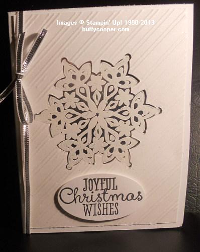 Festive Flurry, Joyful Christmas, Stampin' Up! Holiday catalog