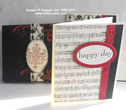 Stampin' up!, Envelope Punch Board, Best of Shelli, Happy Day, Everything Eleanor