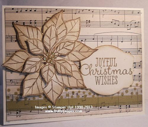 Joyful Christmas, Stampin' Up! Holiday Catalog, sneak peek