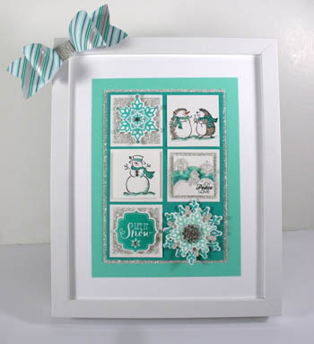 Stampin' Up!, Craft Project Central, Best of Snow