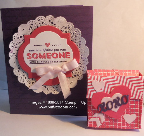 Stampin' Up!, Sale-a-bration, valentines