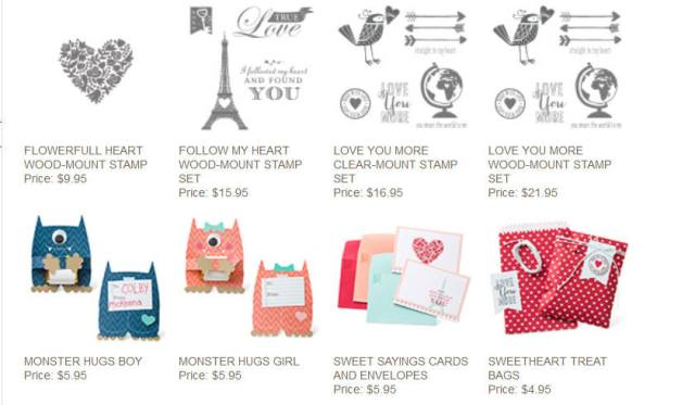 Valentine's, A Whole Lot of Love, Stampin' Up!
