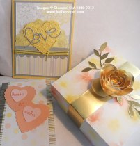 Stampin' Up!, Blog Hop, Watercolor Wonder
