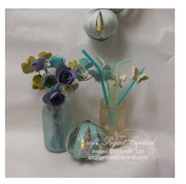 Craft Project Central, Afternoon Picnic, home decor