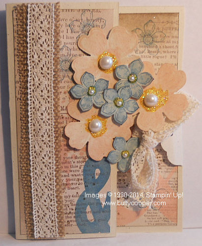 CPC32, Craft Project Central, Petite Petals, Flower Shop, Stampin' Up!