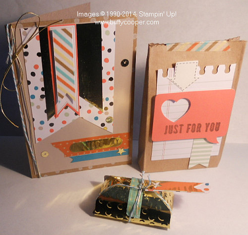 Sale-a-bration, Good as Gold, Stampin' Up!, Card Kits