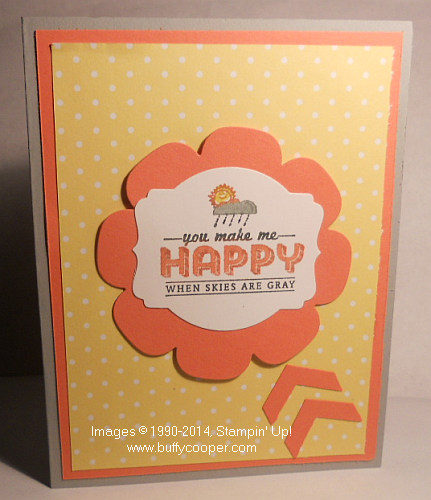 See Ya Later, Sale-a-bration, Stampin' Up!