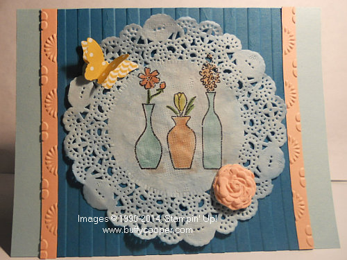 CPC33, Stampin' Up! Occasions Catalog, Vivid Vases