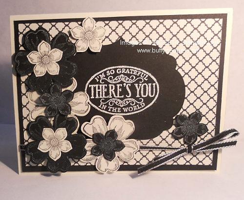 Petite Petals, Flower Shop, Stampin' Up!, Chalk Talk