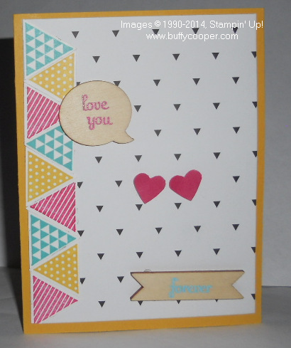 Stampin' Up!, Geometrical, Occasions Catalog