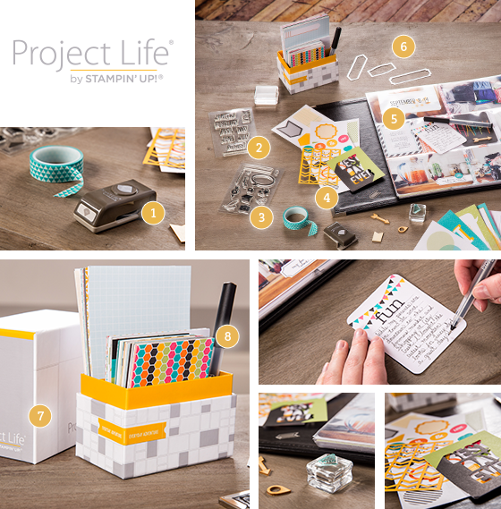 Stampin' Up!, Project Life