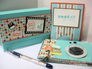 Craft Project Central - Stamping in Winchester, VA, with Buffy Cooper