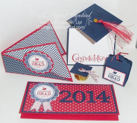 Graduation Cards & Treats