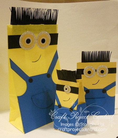 Minion Birthday Party, Craft Project Central
